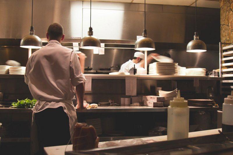 Four de cuisson professionnel